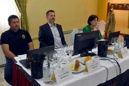 Festival graševine 2021. - Ocjenjivanje vina