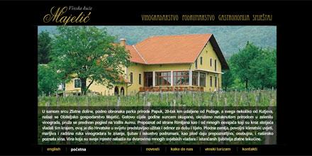 Vinska kuća Majetić