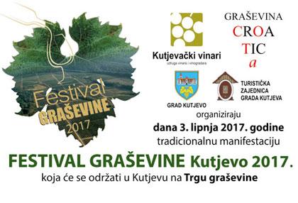 Festival graševine 2017. - Završna manifestacija