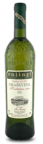Enjingi - Graševina Eko vino