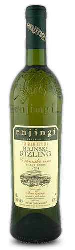 Enjingi - Rajnski rizling Kasna berba