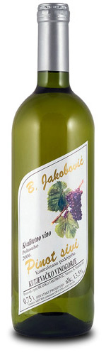 Jakobović - Pinot sivi