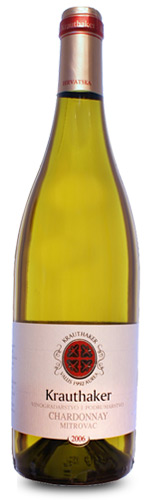Krauthaker - Chardonnay Mitrovac