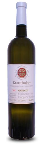 Krauthaker - Manzoni