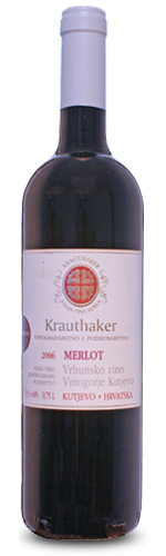Krauthaker - Merlot