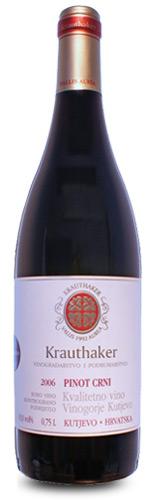 Krauthaker - Pinot crni