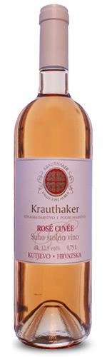 Krauthaker - Rose Cuvee
