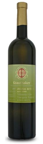 Krauthaker - Zelenac Kutjevo