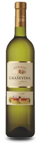 Kutjevo - Graševina vrhunsko vino